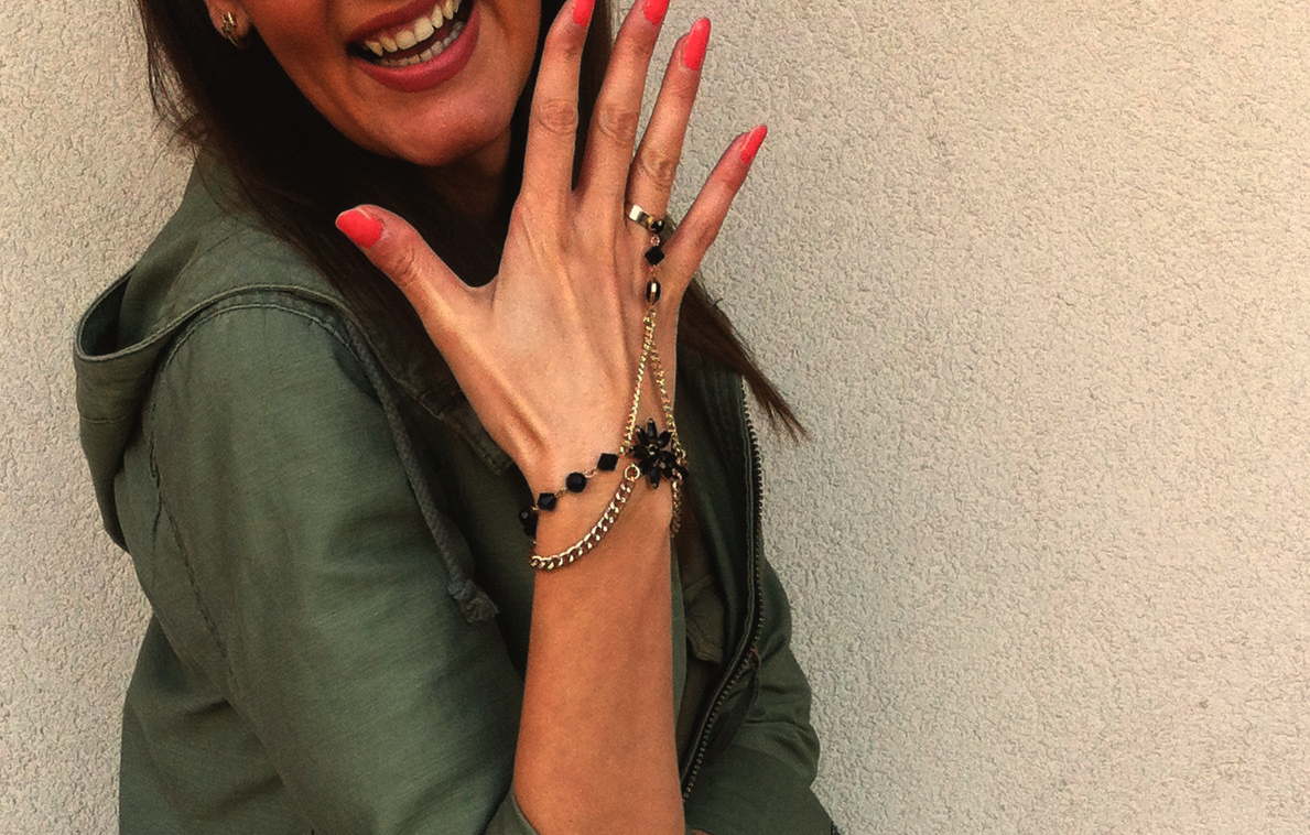 chain bracelet ring The One Thing We Always Wear: Jewellery