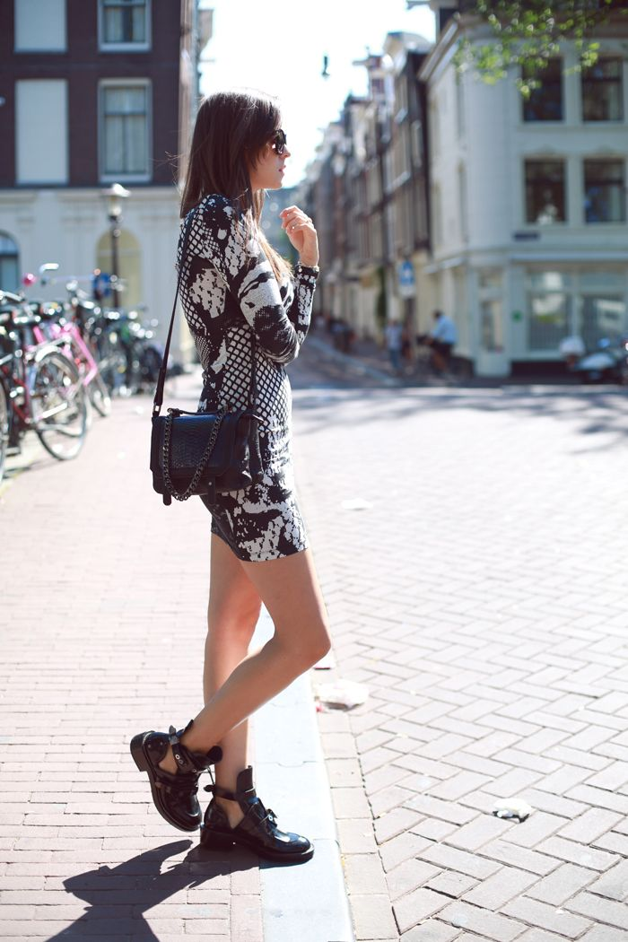 cut-out-booties-and-dress-look