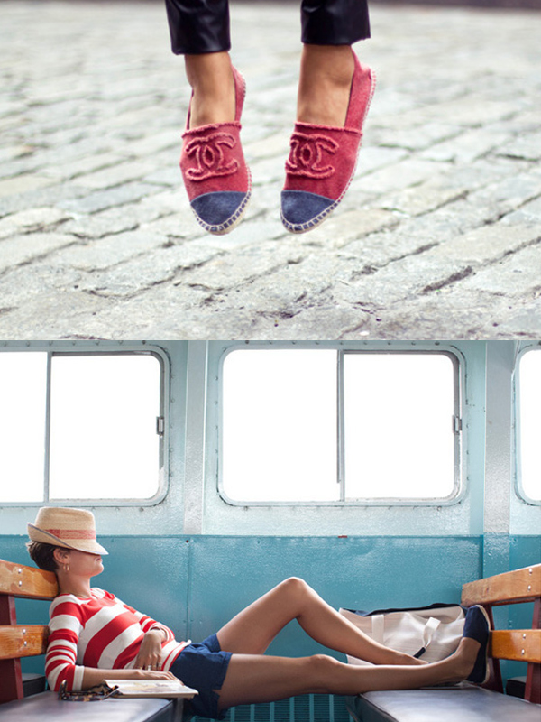 espadrilles Espadrilles Are Not Just For Summer Holidays Anymore