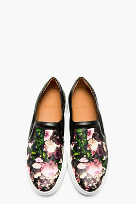 givenchy slip ons Are We Sick Of Heels?
