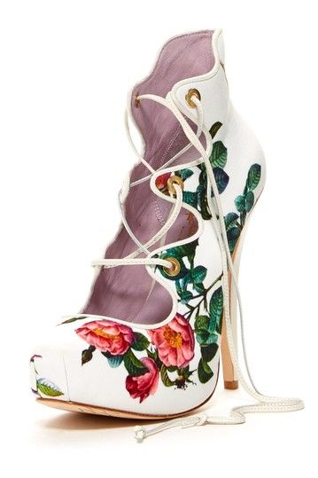 lace ups This Summers Hottest Shoes: The LACE UP HEELS