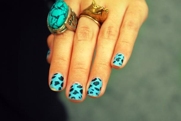 nail-art-2014-animal-print-nails