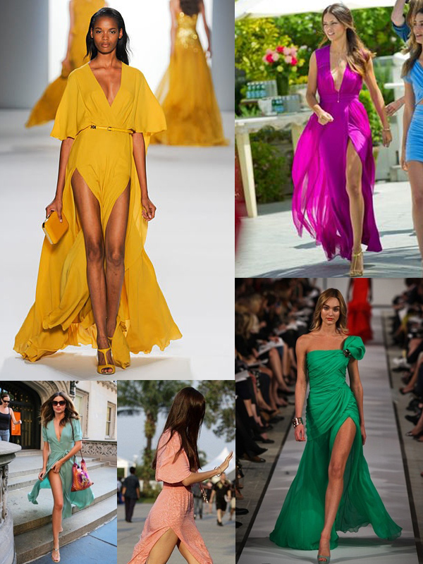 slit-dresses