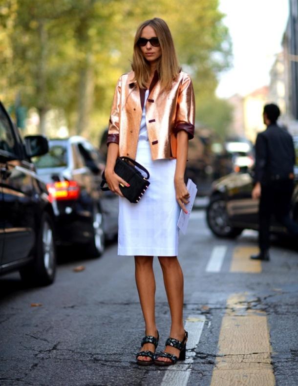 street-style-metallic-jacket