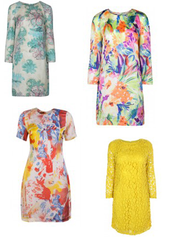 Spring dresses from ROSAvelt Fashion Boutique