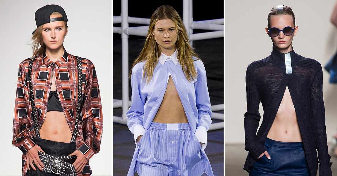 2014 spring summer trend button down The Button Down Trend: YES Or NO?