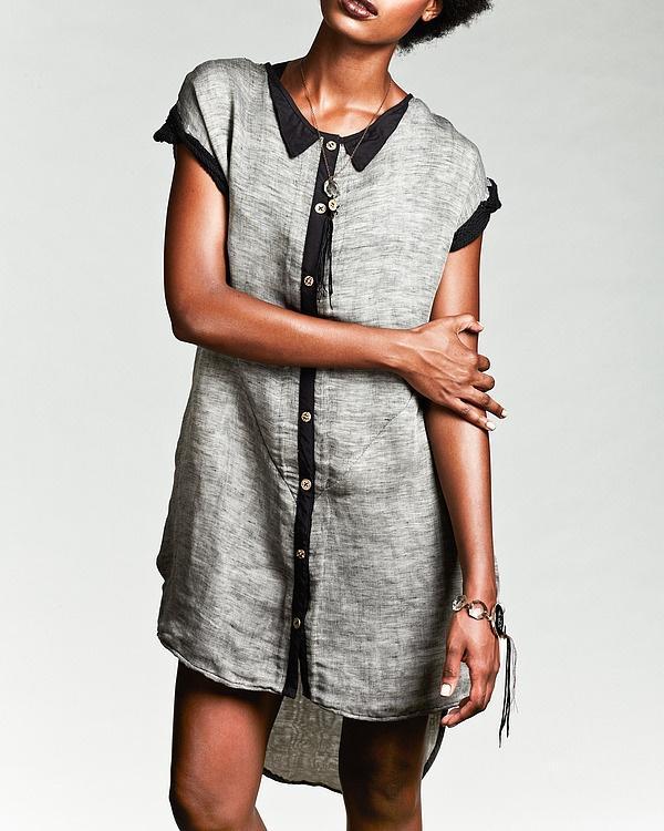 button-down-dress-summer-trend