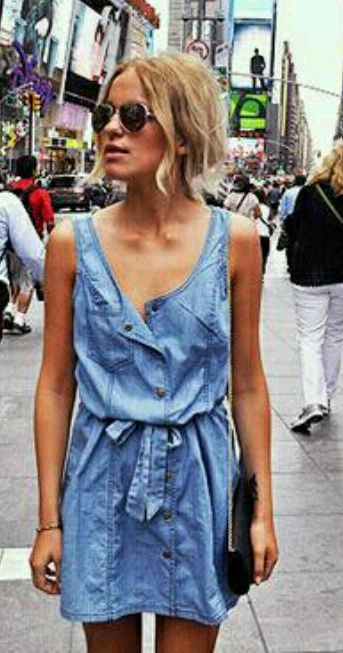 button-down-style