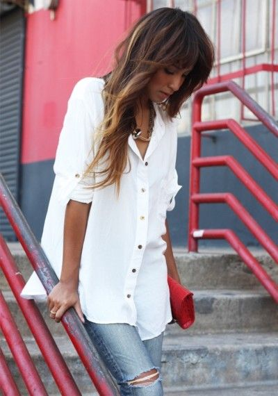 button down summer trend 2 The Button Down Trend: YES Or NO?