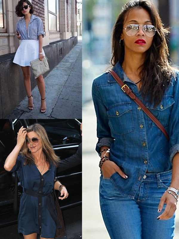button down trend The Button Down Trend: YES Or NO?