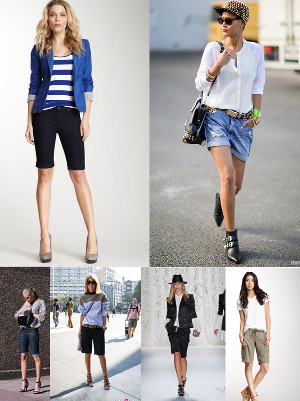 Trend Alert: BERMUDA Shorts For Summer – The Fashion Tag Blog