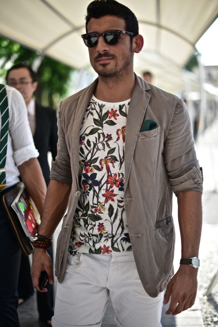 men-summer-casual-look