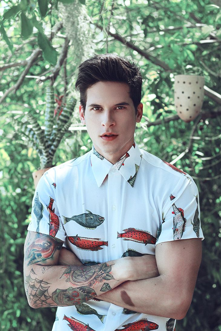 men-summer-style-2014-printed-shirts