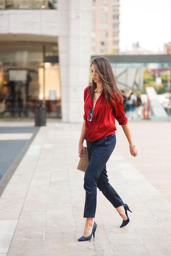 office-wear-pants-blouse
