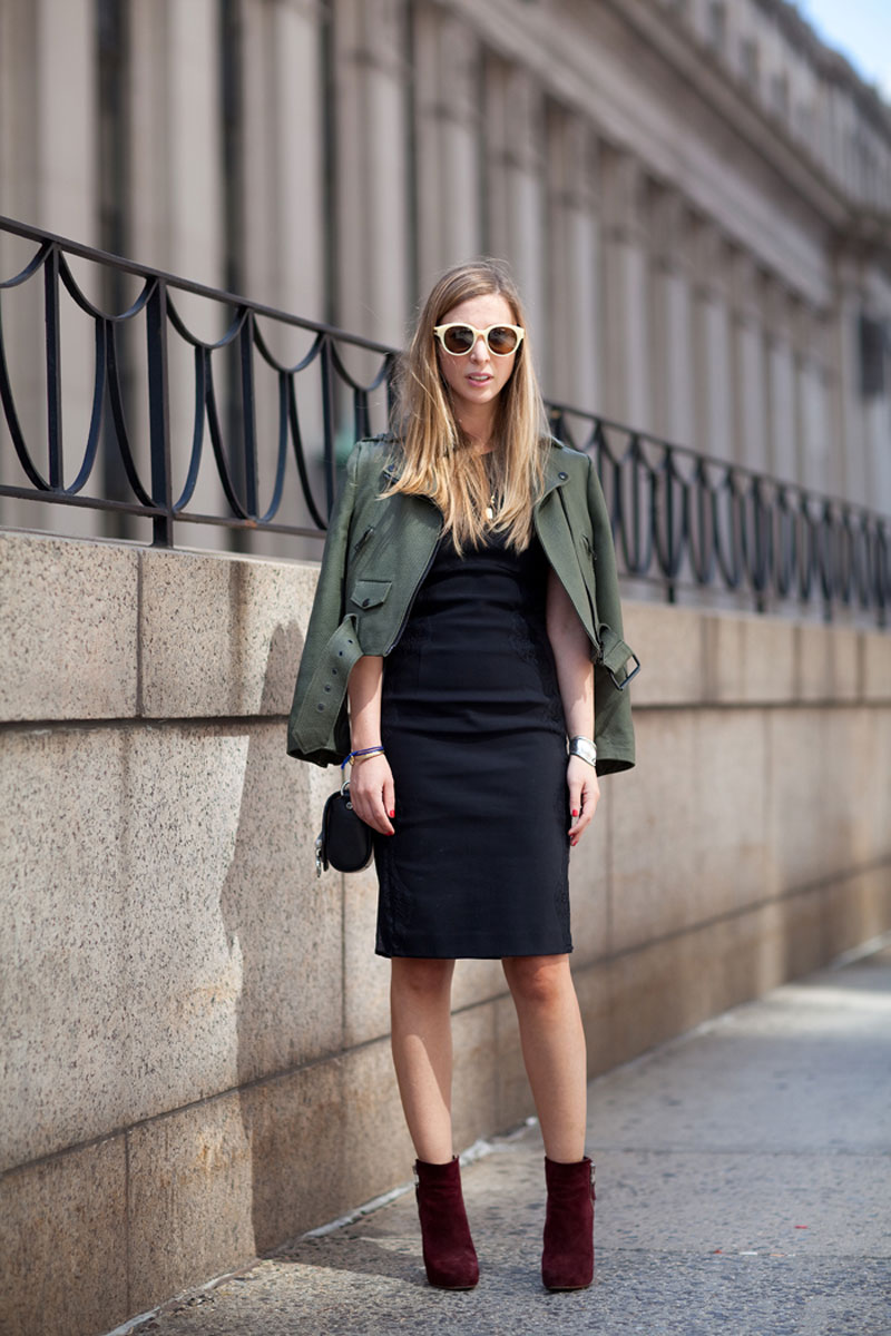 7 Looks for Fall in the Office