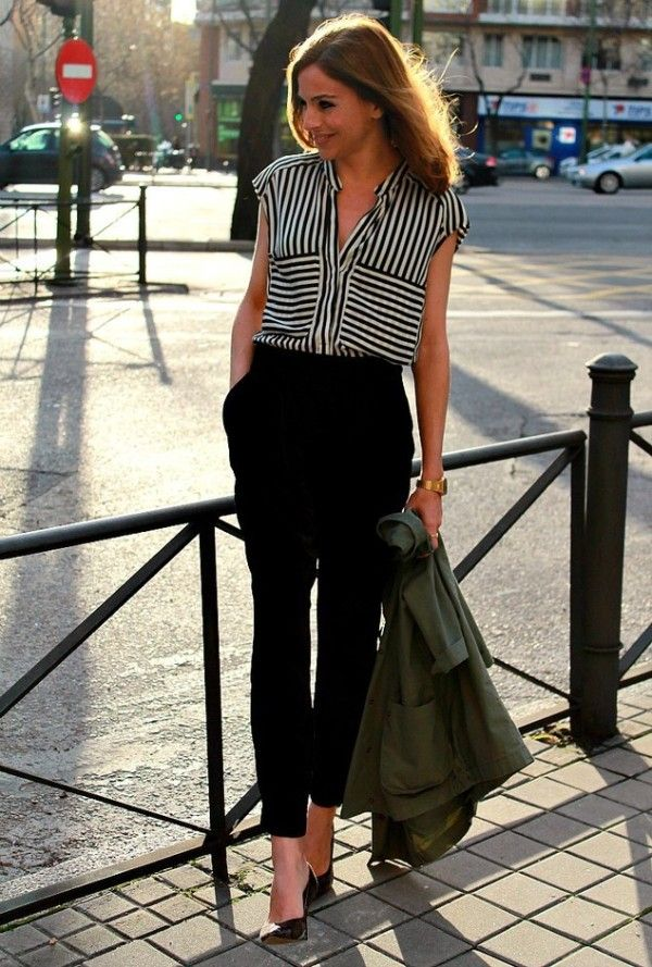 dc9cd8c64751 7 Office Wear Ideas & How To NOT Dress Boring To Work | FashionTag