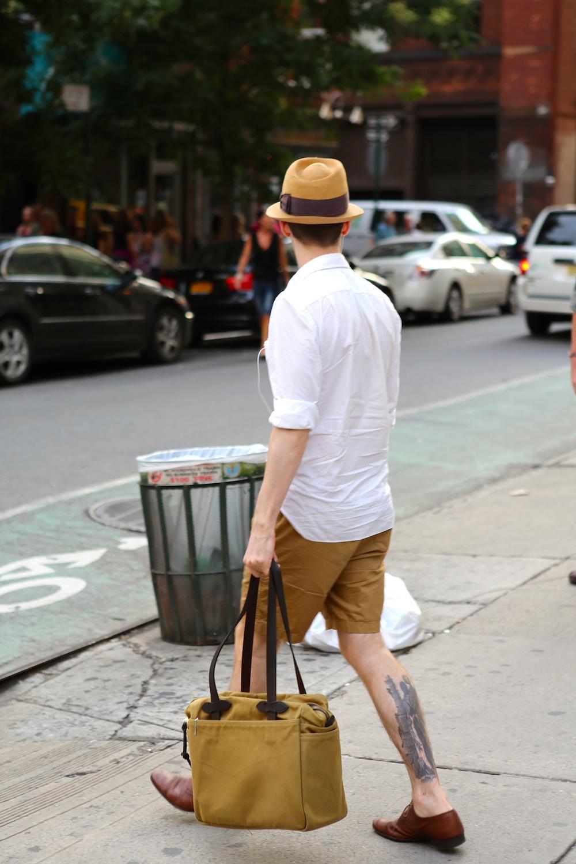 street-style-men-shorts