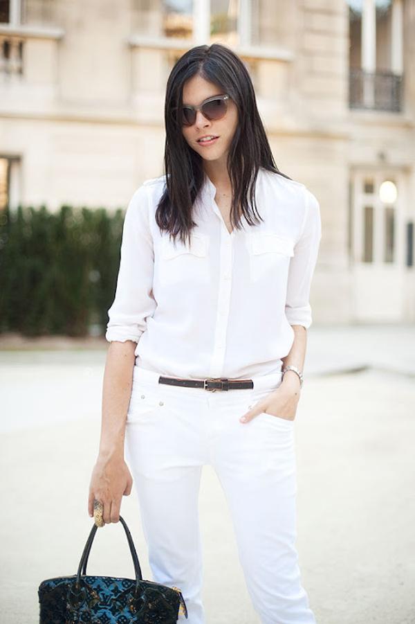 Bela je boja leta , zime , jeseni i proleća - Page 9 Street-style-white-look