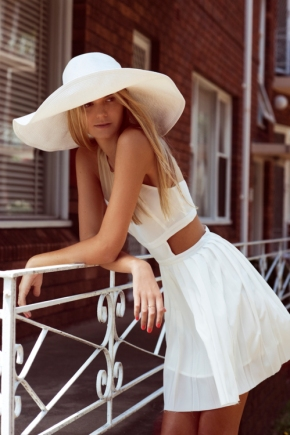 5 Ways To Wear White This Summer