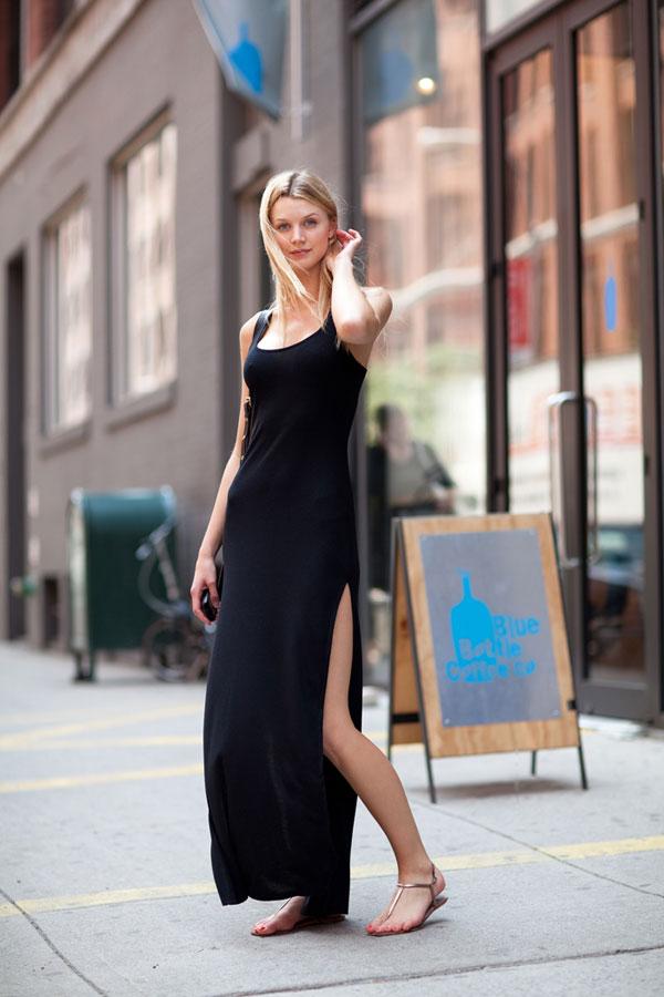 Black Summer Dresses Photo Album - Get Your Fashion Style