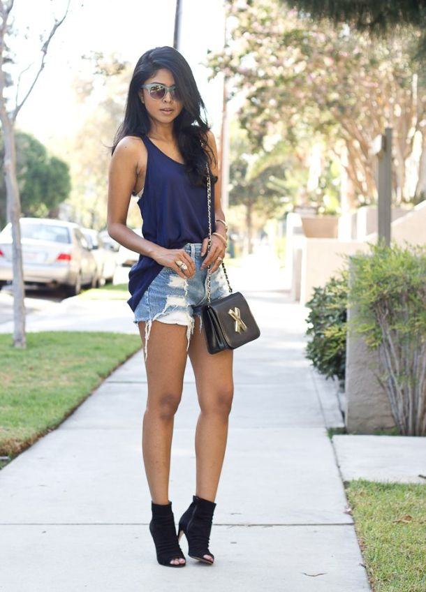 cutoffs-heels-look
