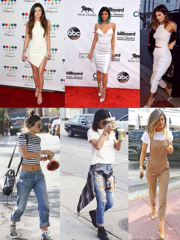 does kylie jenner have more style game than her sisters fashion tag