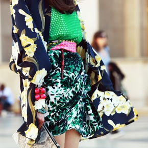 7 Tips For Mixing Prints ThisSummer