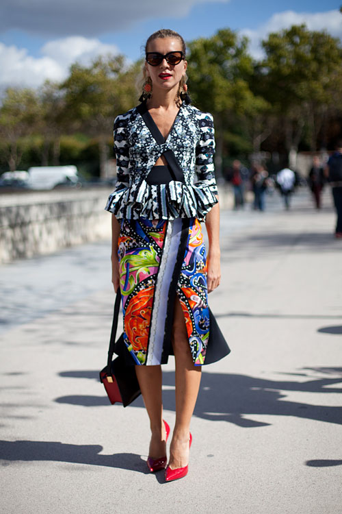 7 Tips For Mixing Prints This Summer The Fashion Tag Blog