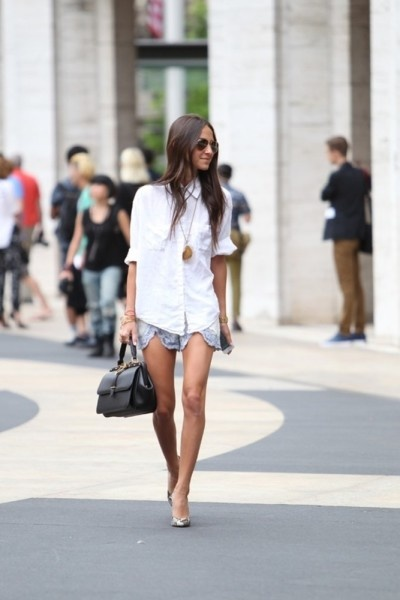 simple-chic-styles-for-summerwhite-blouse