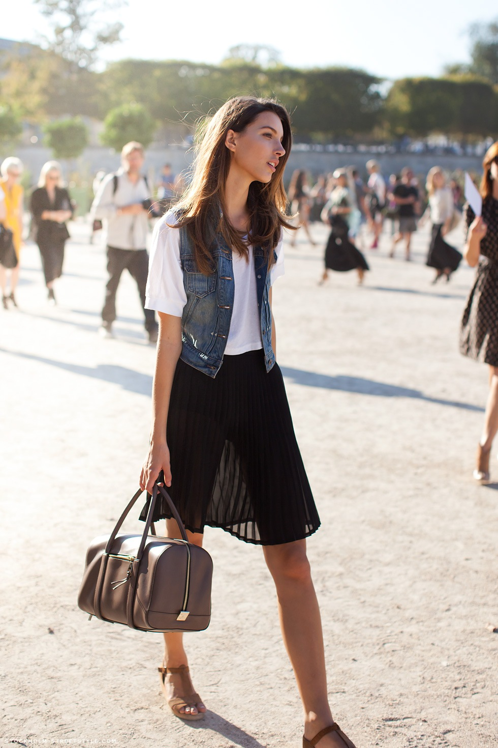 VESTS: The Key To Summer Layering – The Fashion Tag Blog