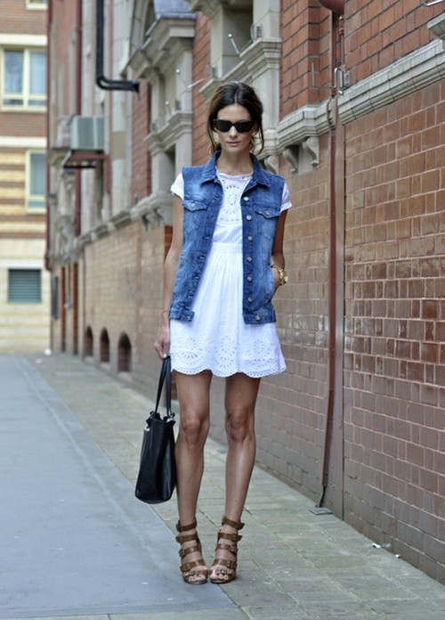 vest-and-dress-look