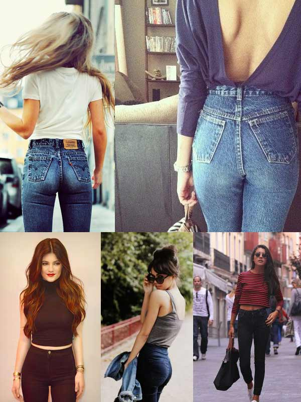 Are High Waisted Jeans The Best Style Ever Fashion Tag Blog