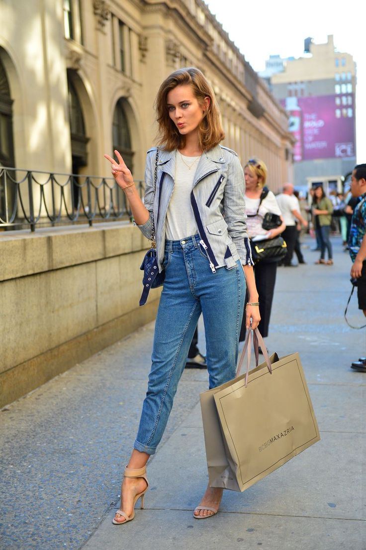 are high waisted jeans the best style ever  fashion tag