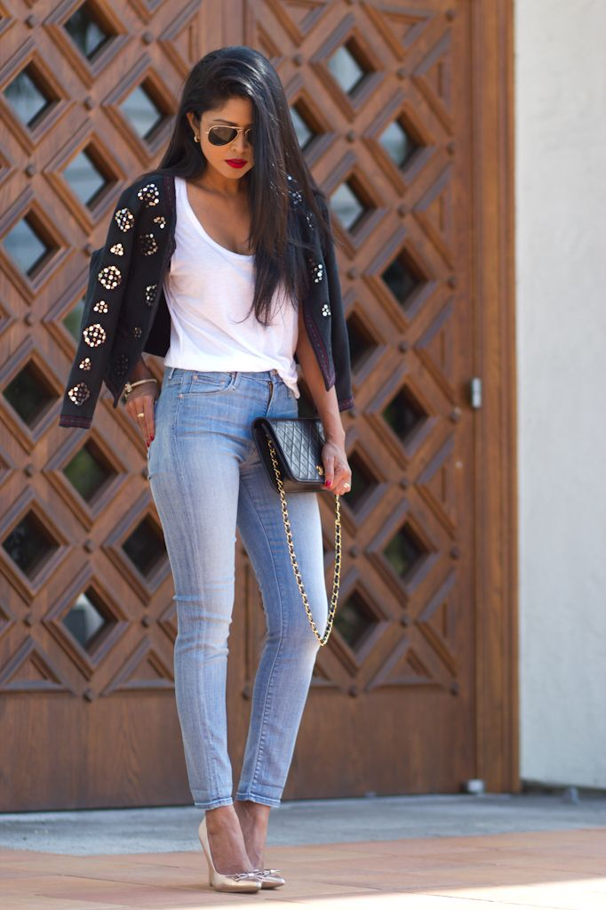 Are HIGH WAISTED JEANS The Best Style Ever? – The Fashion Tag Blog