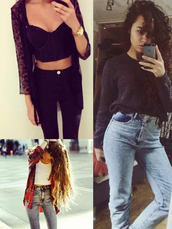 high-waisted-jeans