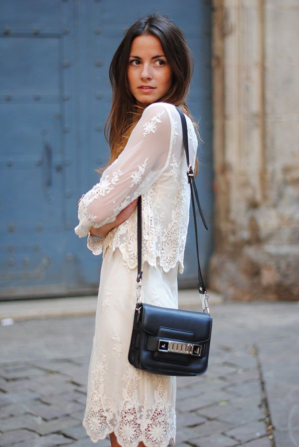 how-to-wear-lace-in-summer