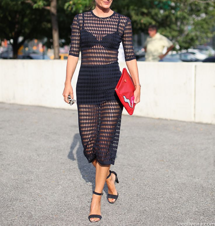how-to-wear-mesh
