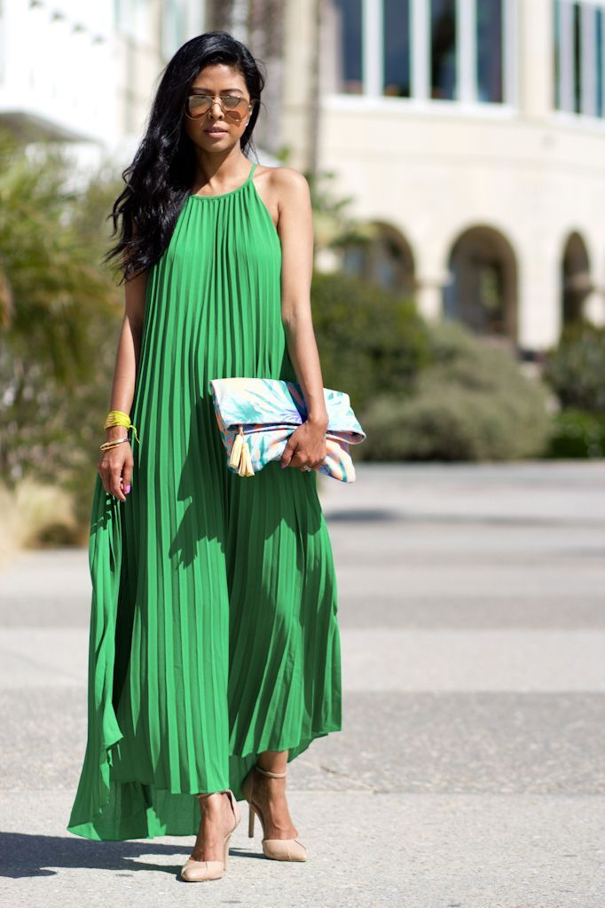 Why The MAXI Dress Became A Staple?  Fashion Tag Blog