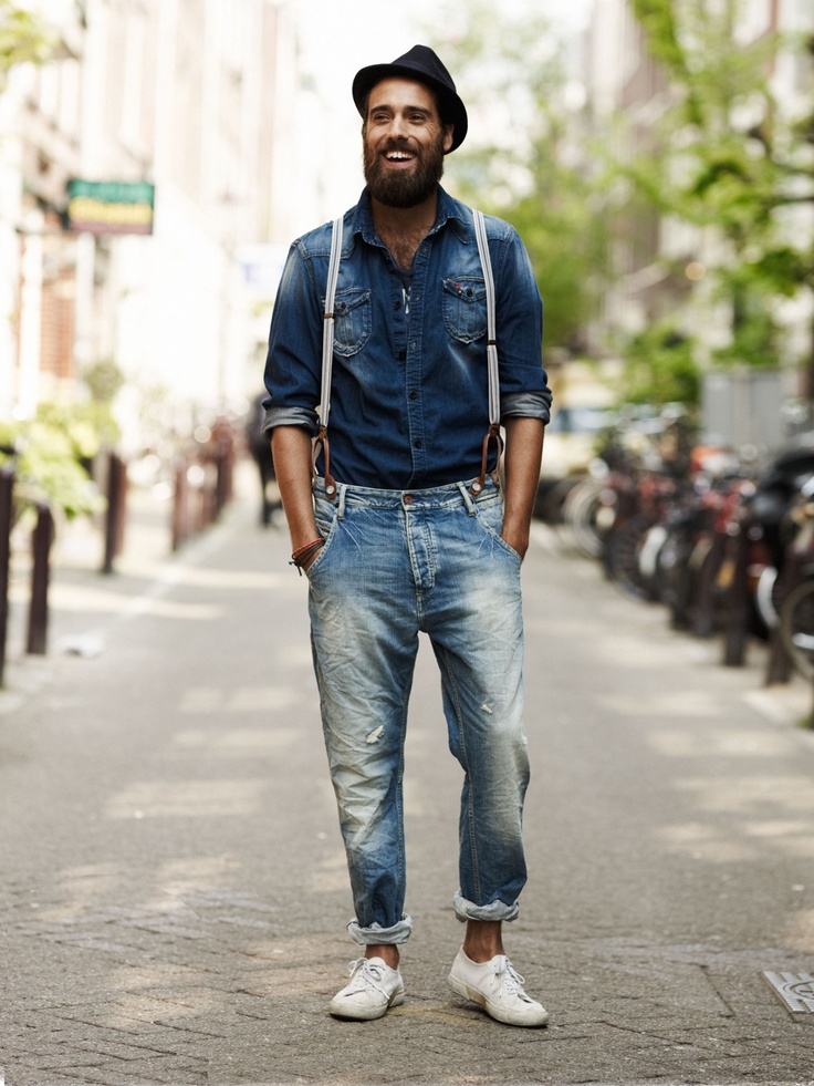 Should We Bring SUSPENDERS Back? – The Fashion Tag Blog