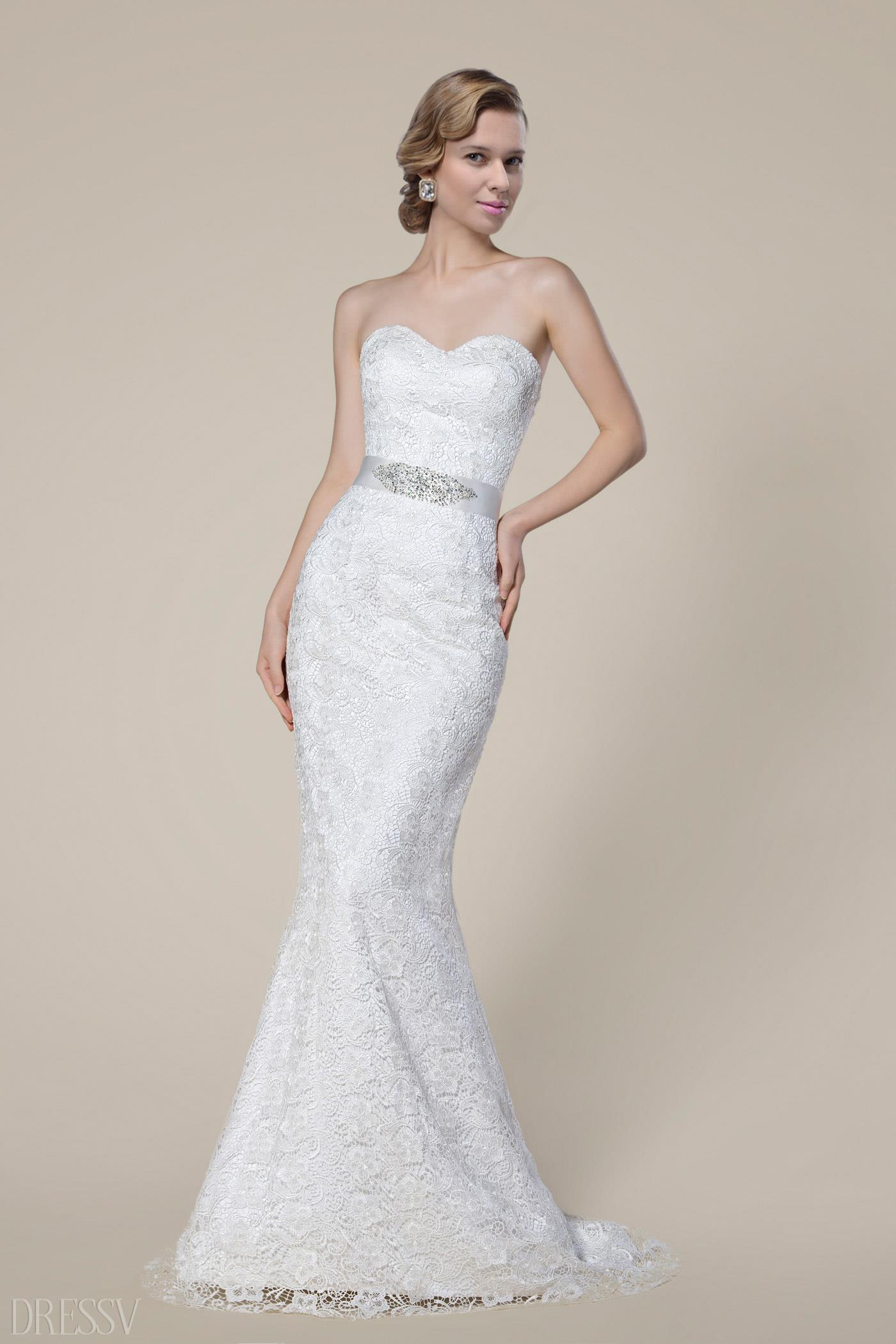 Are mermaid wedding dresses a trend fashion tag blog for Image of wedding dresses