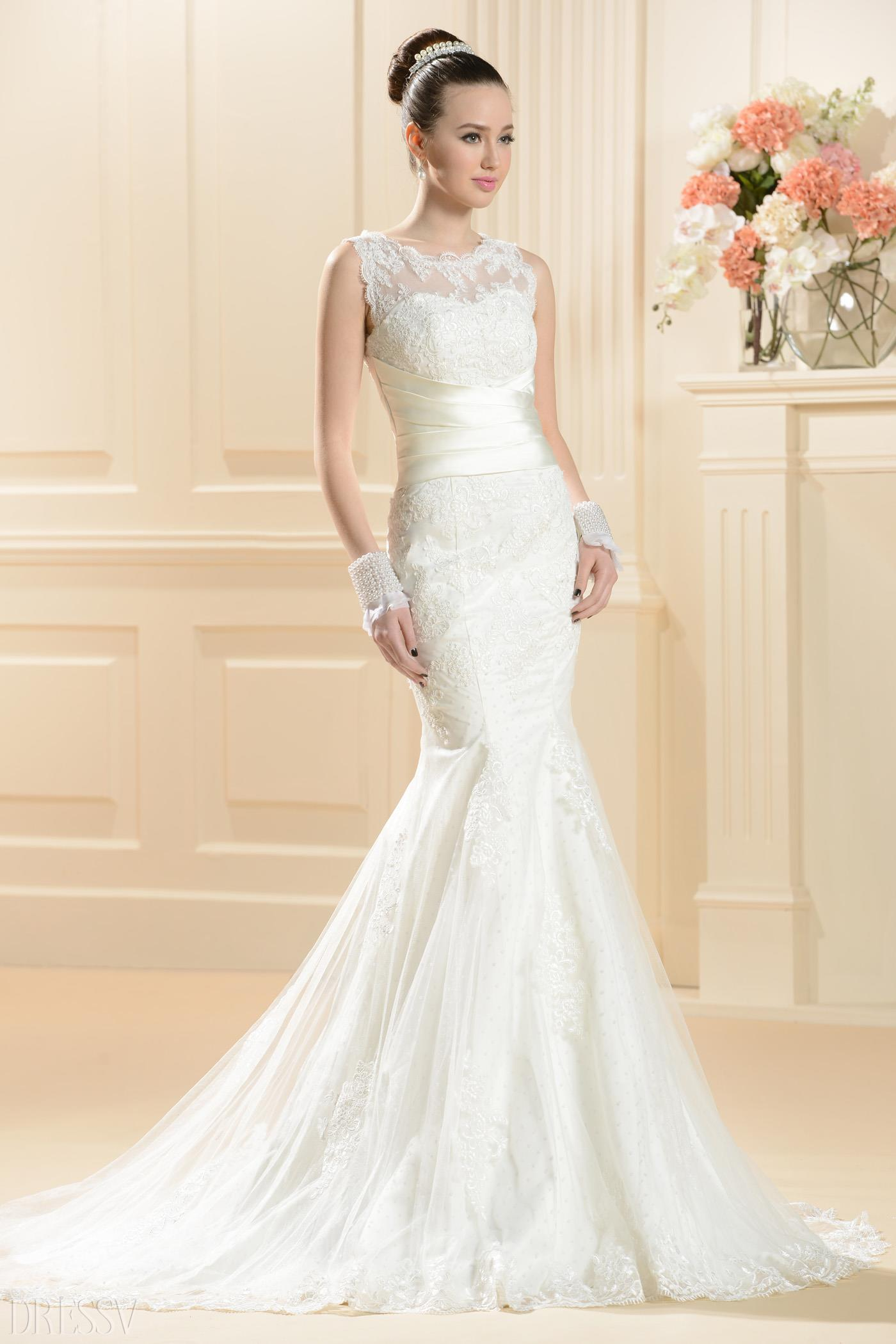 Are Mermaid Wedding Dresses A Trend Fashion Tag Blog