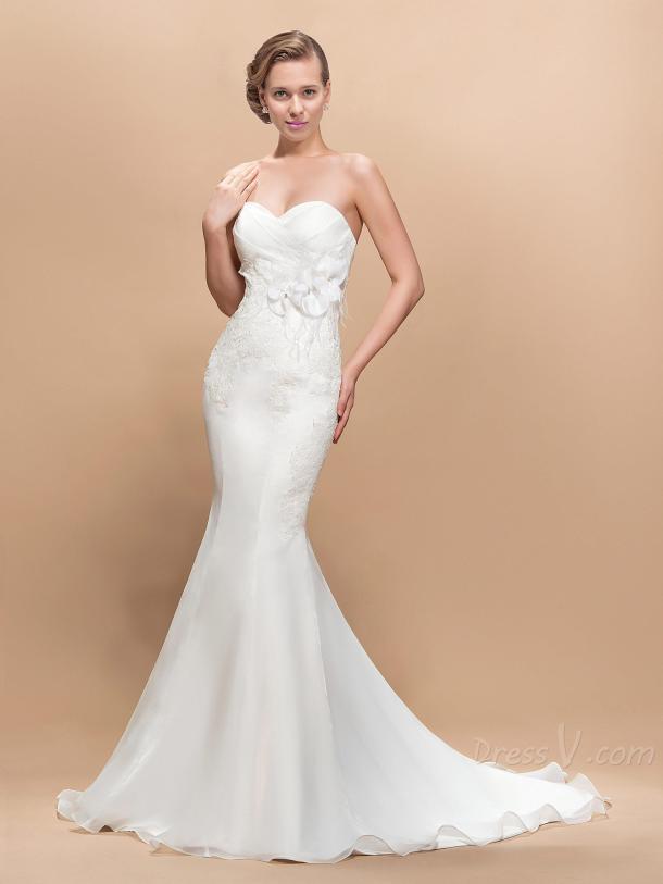 sexy-mermaid-wedding-dresses-from-dressv (2)