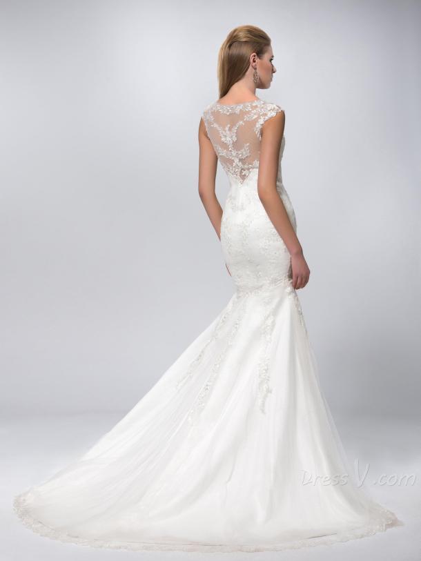 sexy-mermaid-wedding-dresses-from-dressv (3)