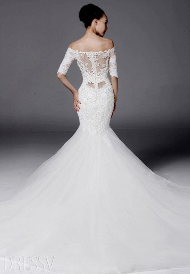sexy-mermaid-wedding-dresses-from-dressv (5)