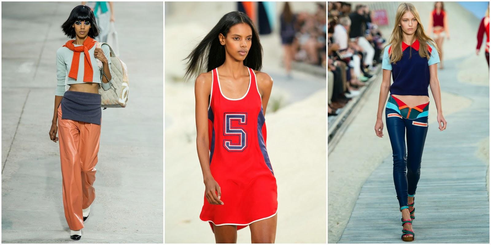 Athletic Wear Fashion Trend
