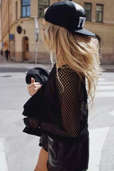 sporty-glam-look-mesh