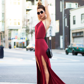 Why The MAXI Dress Became A Staple?
