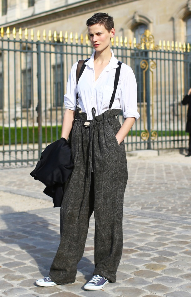 Tips for Wearing Suspenders: