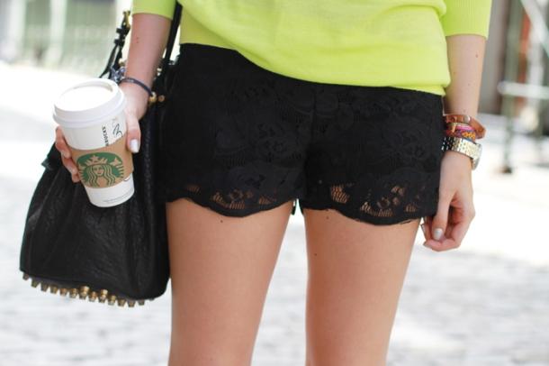 streetstyle-lace-shorts