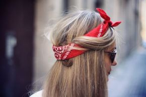 The '90's BANDANAS: Should We Bring Them Back To 2014?